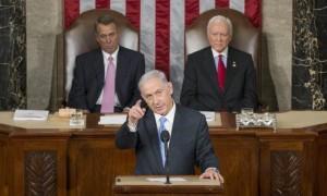 Netanyahu en el Congreso de EEUU