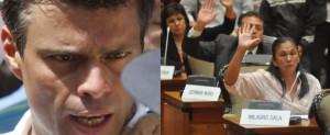 Leopoldo López Milagro Sala